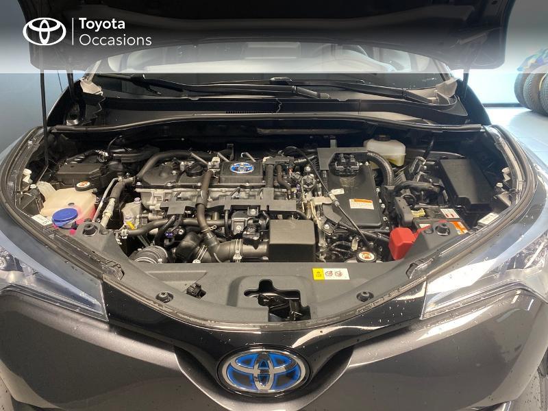 Photo 19 de l'offre de TOYOTA C-HR 122h Graphic 2WD E-CVT RC18 à 22990€ chez Altis - Toyota Lorient