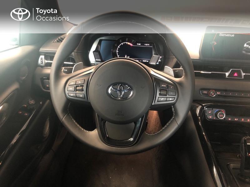 Photo 9 de l'offre de TOYOTA Toyota Supra Toyota GR Supra 258ch GR Supra PkPrem Showroom à 56990€ chez Altis - Toyota Lorient