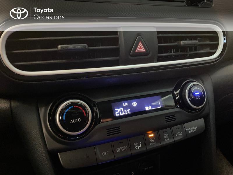 Photo 15 de l'offre de HYUNDAI Kona 1.6 GDi hybrid 141ch Edition 1 DCT-6 Euro6d-T EVAP à 21990€ chez Altis - Toyota Lorient