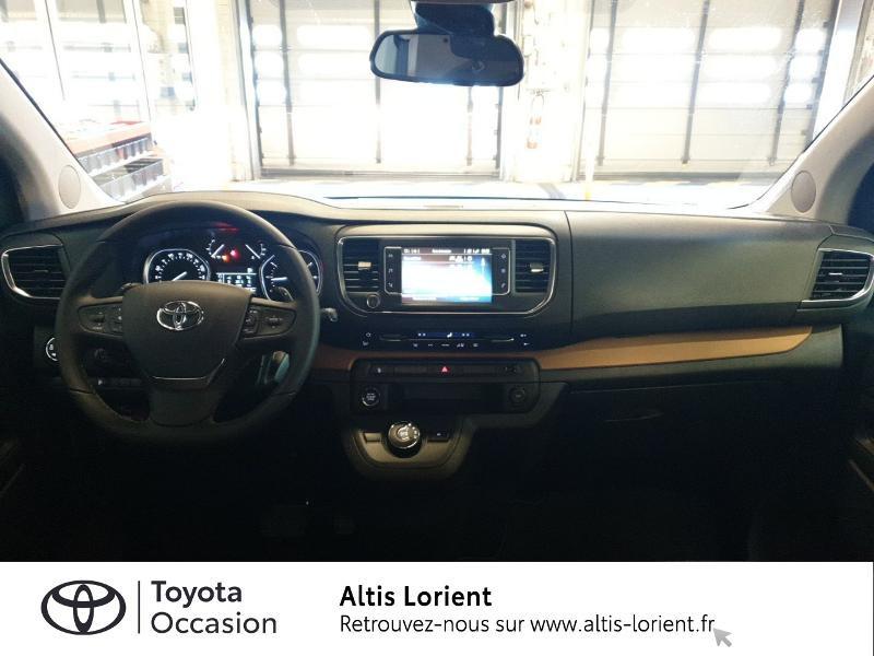 Photo 5 de l'offre de TOYOTA ProAce Verso Medium 2.0 120 D-4D Executive BVA MY20 à 41990€ chez Altis - Toyota Lorient