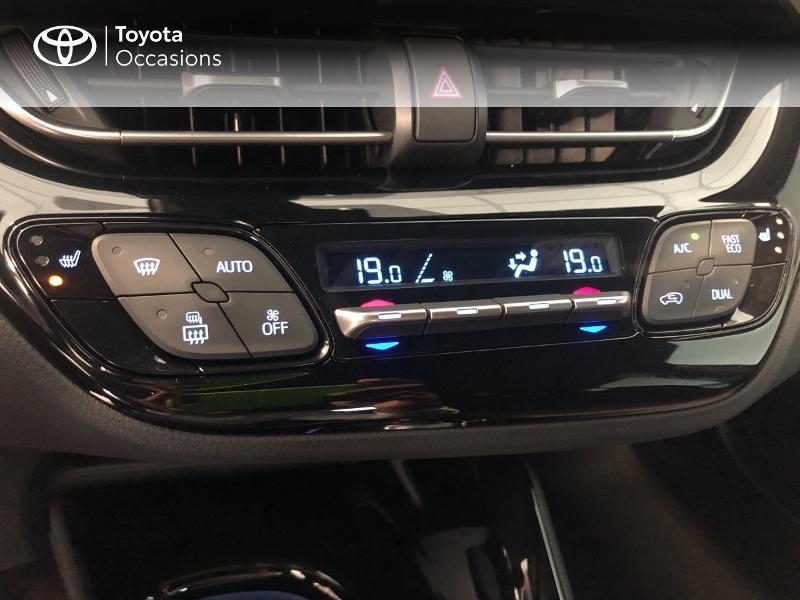 Photo 11 de l'offre de TOYOTA C-HR 122h Graphic 2WD E-CVT RC18 à 22990€ chez Altis - Toyota Lorient