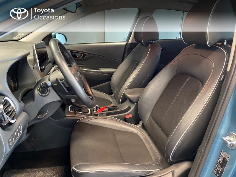 Photo 6 de l'offre de HYUNDAI Kona 1.6 GDi hybrid 141ch Edition 1 DCT-6 Euro6d-T EVAP à 21990€ chez Altis - Toyota Lorient