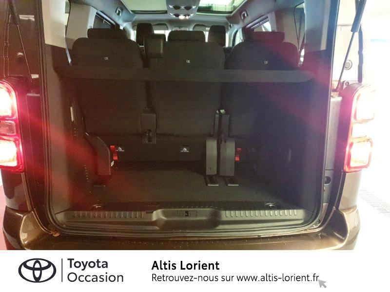 Photo 15 de l'offre de TOYOTA ProAce Verso Medium 2.0 120 D-4D Executive BVA MY20 à 41990€ chez Altis - Toyota Lorient