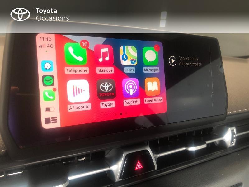 Photo 19 de l'offre de TOYOTA Toyota Supra Toyota GR Supra 258ch GR Supra PkPrem Showroom à 56990€ chez Altis - Toyota Lorient