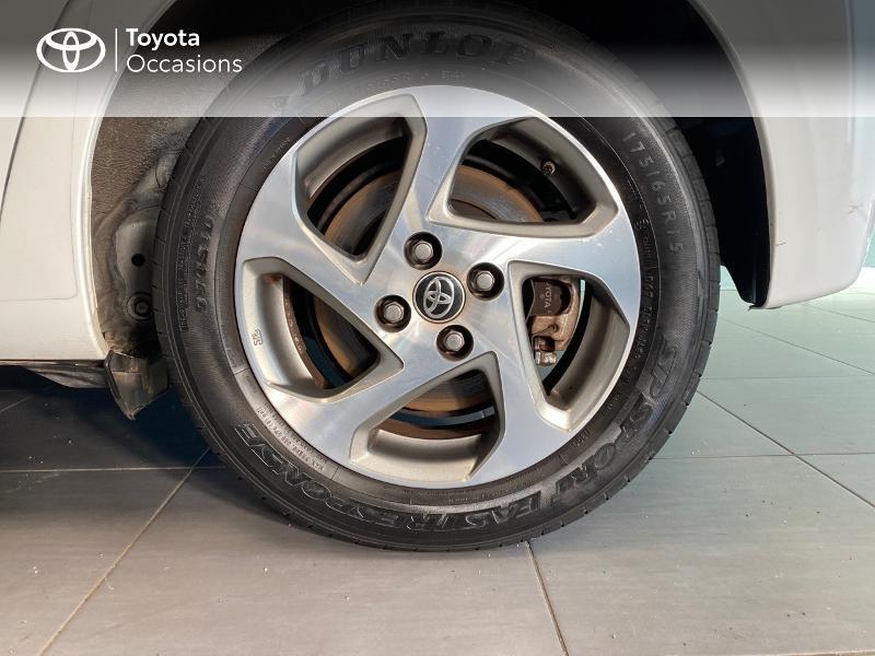 Photo 16 de l'offre de TOYOTA Yaris HSD 100h Dynamic 5p à 12970€ chez Altis - Toyota Lorient