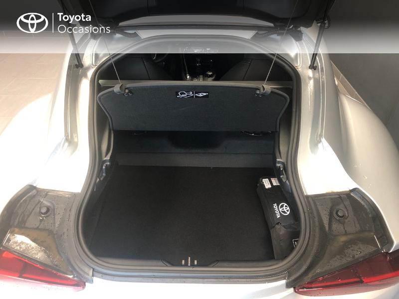 Photo 10 de l'offre de TOYOTA Toyota Supra Toyota GR Supra 258ch GR Supra PkPrem Showroom à 56990€ chez Altis - Toyota Lorient