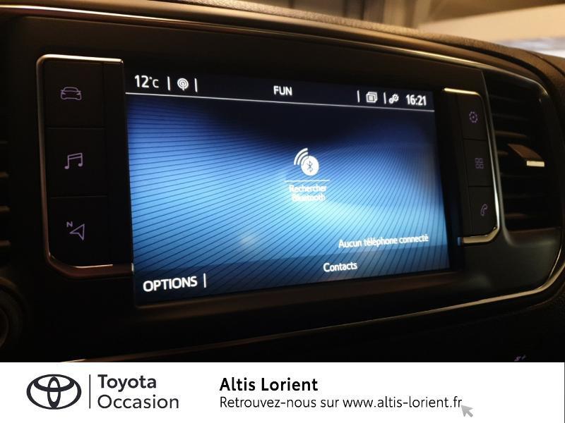 Photo 11 de l'offre de TOYOTA ProAce Verso Medium 2.0 120 D-4D Executive BVA MY20 à 41990€ chez Altis - Toyota Lorient