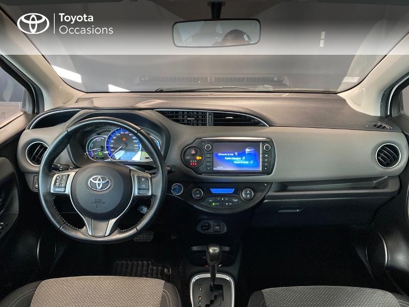 Photo 12 de l'offre de TOYOTA Yaris HSD 100h Dynamic 5p à 12970€ chez Altis - Toyota Lorient