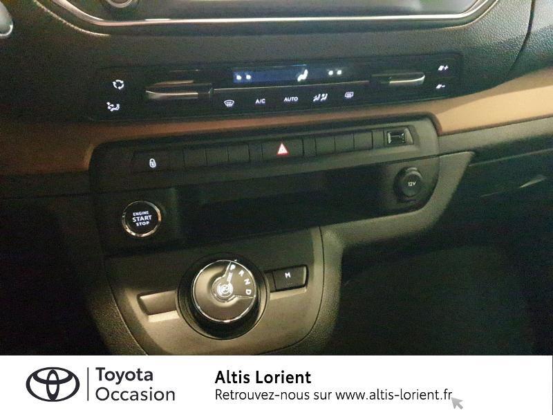 Photo 16 de l'offre de TOYOTA ProAce Verso Medium 2.0 120 D-4D Executive BVA MY20 à 41990€ chez Altis - Toyota Lorient