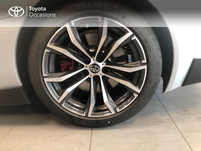 Photo 16 de l'offre de TOYOTA Toyota Supra Toyota GR Supra 258ch GR Supra PkPrem Showroom à 56990€ chez Altis - Toyota Lorient