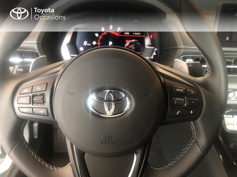 Photo 13 de l'offre de TOYOTA Toyota Supra Toyota GR Supra 258ch GR Supra PkPrem Showroom à 56990€ chez Altis - Toyota Lorient