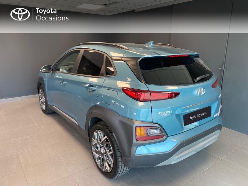 Photo 2 de l'offre de HYUNDAI Kona 1.6 GDi hybrid 141ch Edition 1 DCT-6 Euro6d-T EVAP à 21990€ chez Altis - Toyota Lorient