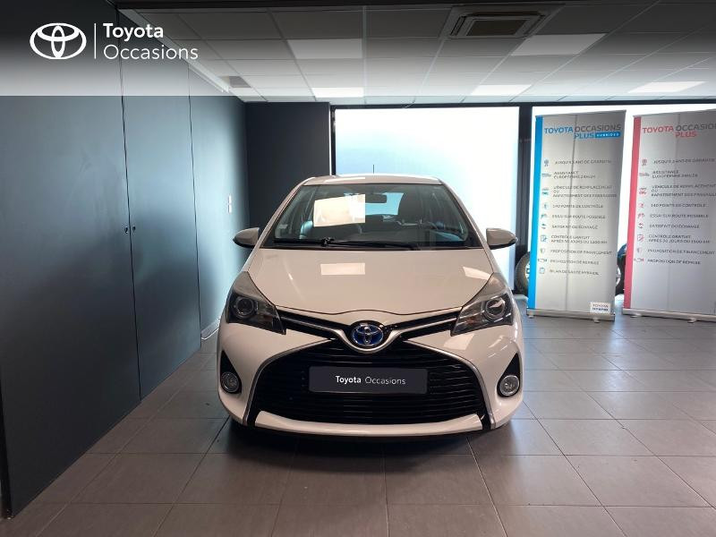 Photo 5 de l'offre de TOYOTA Yaris HSD 100h Dynamic 5p à 12970€ chez Altis - Toyota Lorient