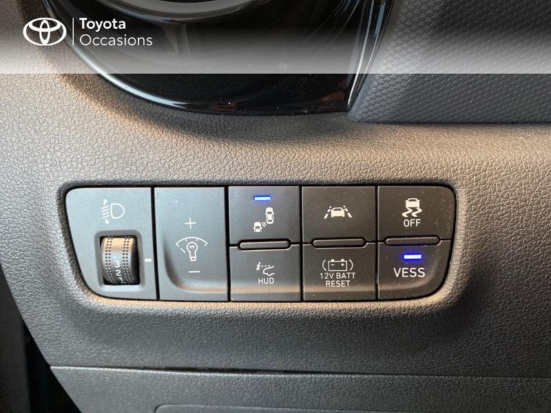 Photo 18 de l'offre de HYUNDAI Kona 1.6 GDi hybrid 141ch Edition 1 DCT-6 Euro6d-T EVAP à 21990€ chez Altis - Toyota Lorient