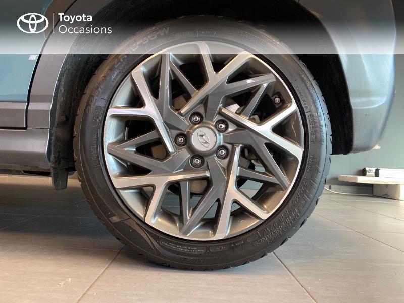 Photo 16 de l'offre de HYUNDAI Kona 1.6 GDi hybrid 141ch Edition 1 DCT-6 Euro6d-T EVAP à 21990€ chez Altis - Toyota Lorient