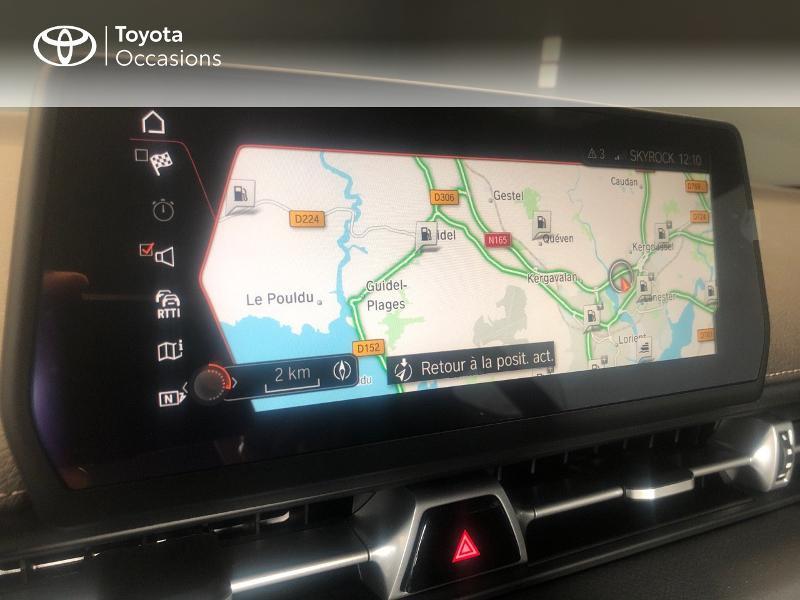 Photo 17 de l'offre de TOYOTA Toyota Supra Toyota GR Supra 258ch GR Supra PkPrem Showroom à 56990€ chez Altis - Toyota Lorient