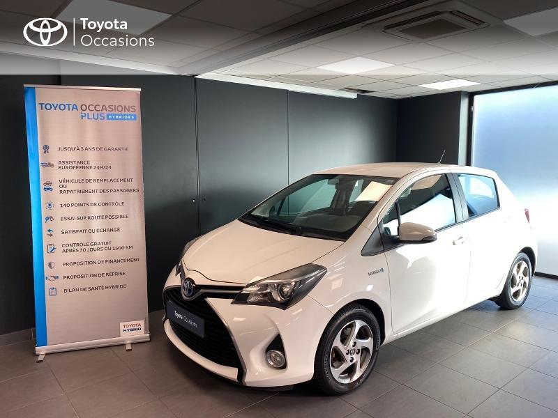 Photo 1 de l'offre de TOYOTA Yaris HSD 100h Dynamic 5p à 12970€ chez Altis - Toyota Lorient