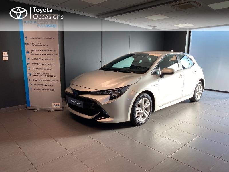 Photo 1 de l'offre de TOYOTA Corolla 122h Dynamic à 20980€ chez Altis - Toyota Lorient