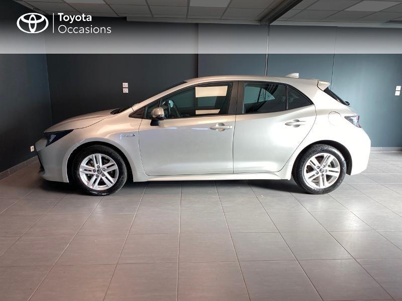 Photo 3 de l'offre de TOYOTA Corolla 122h Dynamic à 20980€ chez Altis - Toyota Lorient