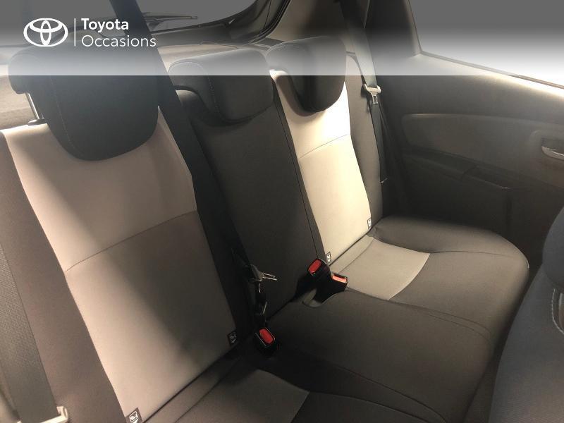 Photo 7 de l'offre de TOYOTA Yaris 70 VVT-i France 5p MY19 à 11490€ chez Altis - Toyota Lorient