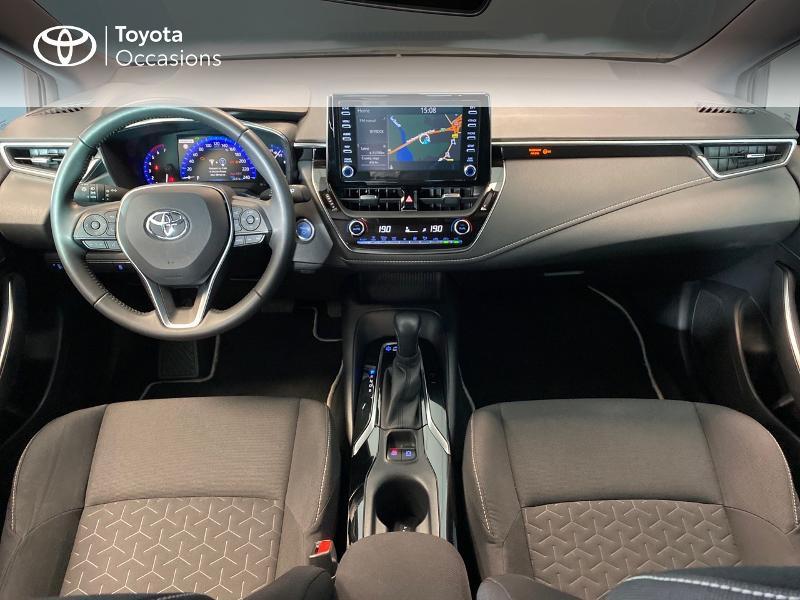Photo 5 de l'offre de TOYOTA Corolla 122h Dynamic à 20980€ chez Altis - Toyota Lorient