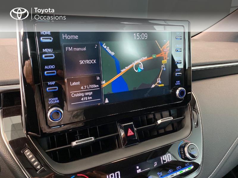 Photo 7 de l'offre de TOYOTA Corolla 122h Dynamic à 20980€ chez Altis - Toyota Lorient