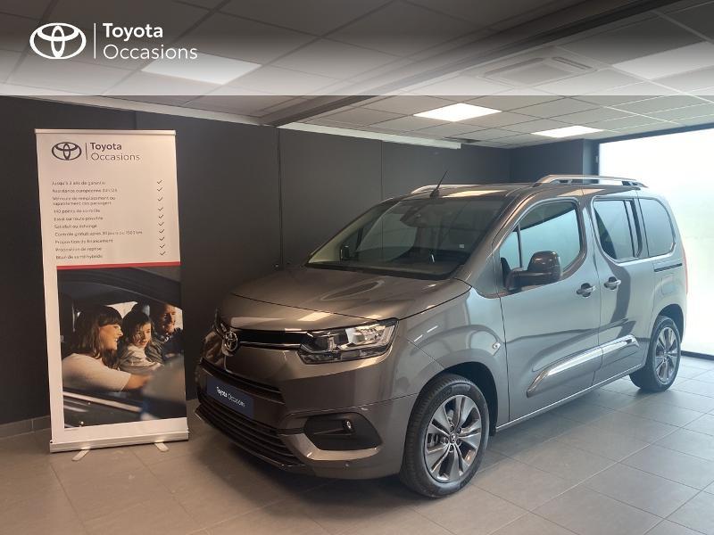 Toyota ProAce City Verso Medium 1.5 100 D-4D Design Diesel GRIS PLATINI Occasion à vendre