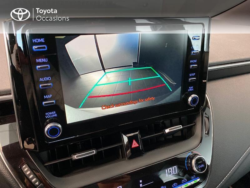Photo 9 de l'offre de TOYOTA Corolla 122h Dynamic à 20980€ chez Altis - Toyota Lorient