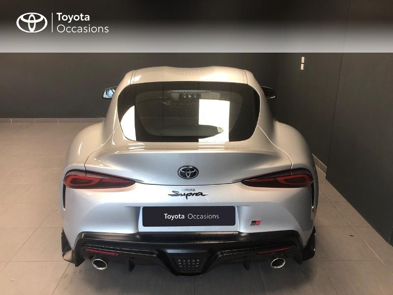 Photo 4 de l'offre de TOYOTA Toyota Supra Toyota GR Supra 258ch GR Supra PkPrem Showroom à 56990€ chez Altis - Toyota Lorient