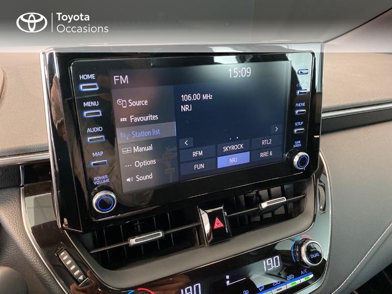 Photo 8 de l'offre de TOYOTA Corolla 122h Dynamic à 20980€ chez Altis - Toyota Lorient