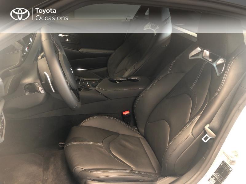 Photo 8 de l'offre de TOYOTA Toyota Supra Toyota GR Supra 258ch GR Supra PkPrem Showroom à 56990€ chez Altis - Toyota Lorient
