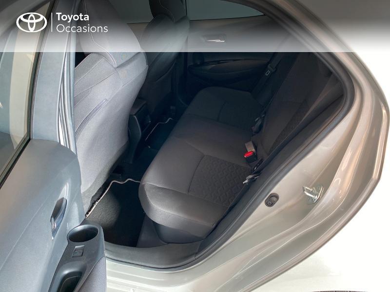 Photo 14 de l'offre de TOYOTA Corolla 122h Dynamic à 20980€ chez Altis - Toyota Lorient