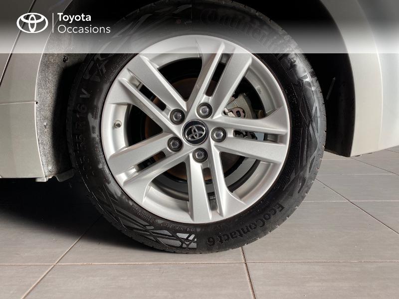 Photo 4 de l'offre de TOYOTA Corolla 122h Dynamic à 20980€ chez Altis - Toyota Lorient