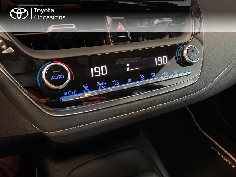 Photo 11 de l'offre de TOYOTA Corolla 122h Dynamic à 20980€ chez Altis - Toyota Lorient