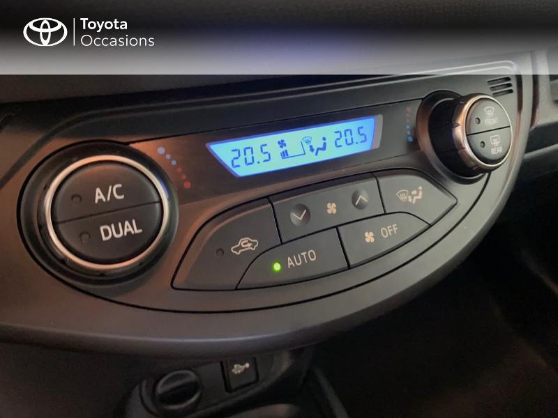 Photo 18 de l'offre de TOYOTA Yaris HSD 100h Dynamic 5p à 12970€ chez Altis - Toyota Lorient