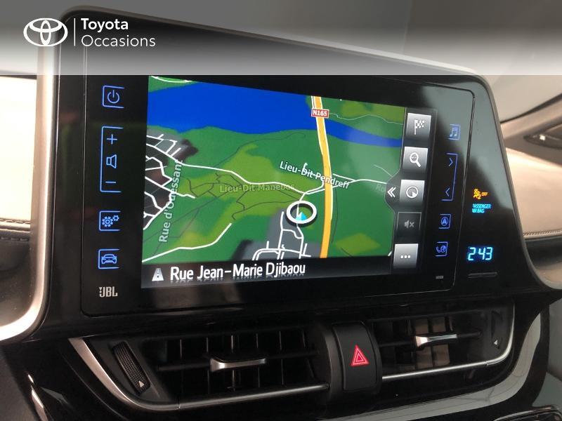 Photo 7 de l'offre de TOYOTA C-HR 122h Graphic 2WD E-CVT RC18 à 22990€ chez Altis - Toyota Lorient