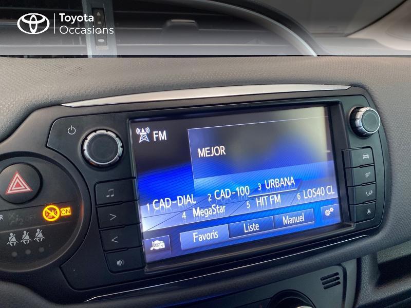 Photo 11 de l'offre de TOYOTA Yaris HSD 100h Dynamic 5p à 12970€ chez Altis - Toyota Lorient