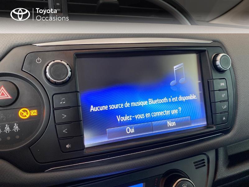 Photo 17 de l'offre de TOYOTA Yaris HSD 100h Dynamic 5p à 12970€ chez Altis - Toyota Lorient