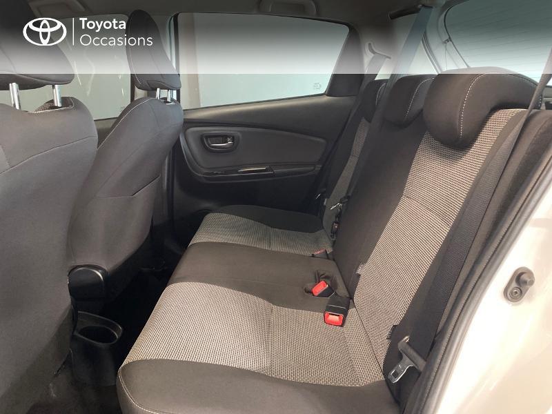 Photo 7 de l'offre de TOYOTA Yaris HSD 100h Dynamic 5p à 12970€ chez Altis - Toyota Lorient