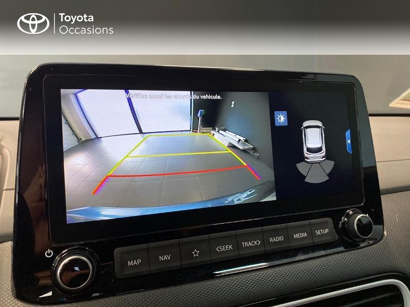 Photo 20 de l'offre de HYUNDAI Kona 1.6 GDi hybrid 141ch Edition 1 DCT-6 Euro6d-T EVAP à 21990€ chez Altis - Toyota Lorient