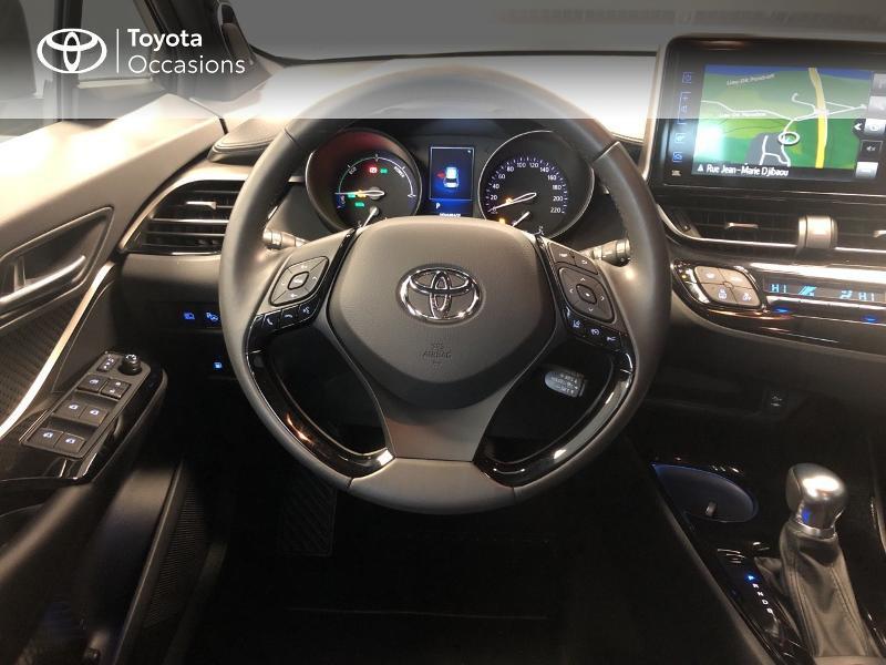 Photo 6 de l'offre de TOYOTA C-HR 122h Graphic 2WD E-CVT RC18 à 22990€ chez Altis - Toyota Lorient