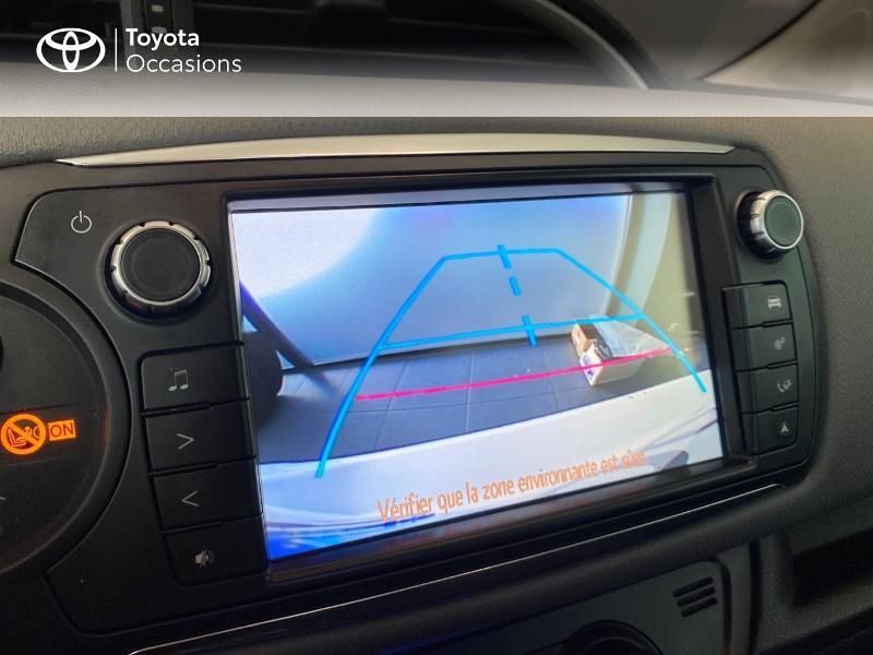 Photo 19 de l'offre de TOYOTA Yaris HSD 100h Dynamic 5p à 12970€ chez Altis - Toyota Lorient