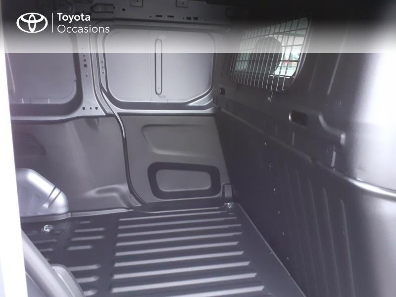 Photo 12 de l'offre de TOYOTA PROACE CITY Long 130 D-4D Business RC21 à 24590€ chez Altis - Toyota Lorient