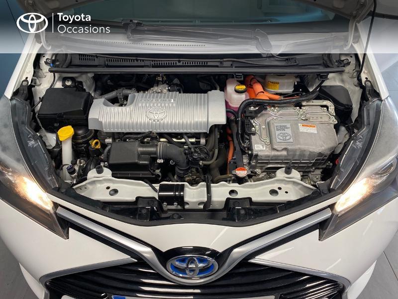 Photo 20 de l'offre de TOYOTA Yaris HSD 100h Dynamic 5p à 12970€ chez Altis - Toyota Lorient