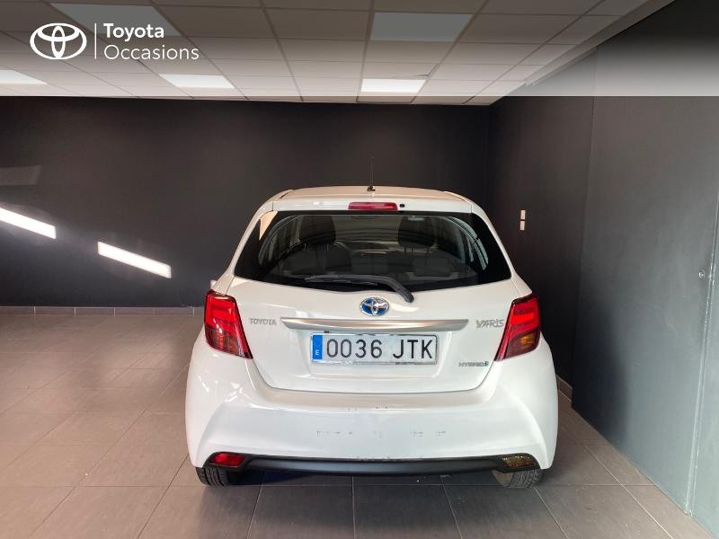 Photo 4 de l'offre de TOYOTA Yaris HSD 100h Dynamic 5p à 12970€ chez Altis - Toyota Lorient