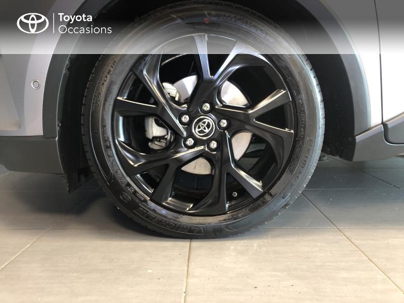 Photo 4 de l'offre de TOYOTA C-HR 122h Graphic 2WD E-CVT RC18 à 22990€ chez Altis - Toyota Lorient