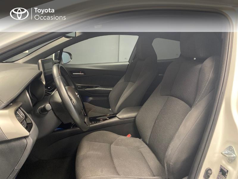 Photo 6 de l'offre de TOYOTA C-HR 122h Edition 2WD E-CVT RC18 à 20490€ chez Altis - Toyota Lorient