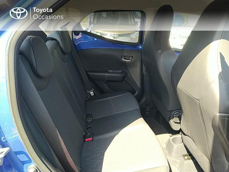 Photo 7 de l'offre de TOYOTA Aygo 1.0 VVT-i 72ch x-clusiv 5p MY20 à 11990€ chez Altis - Toyota Lorient