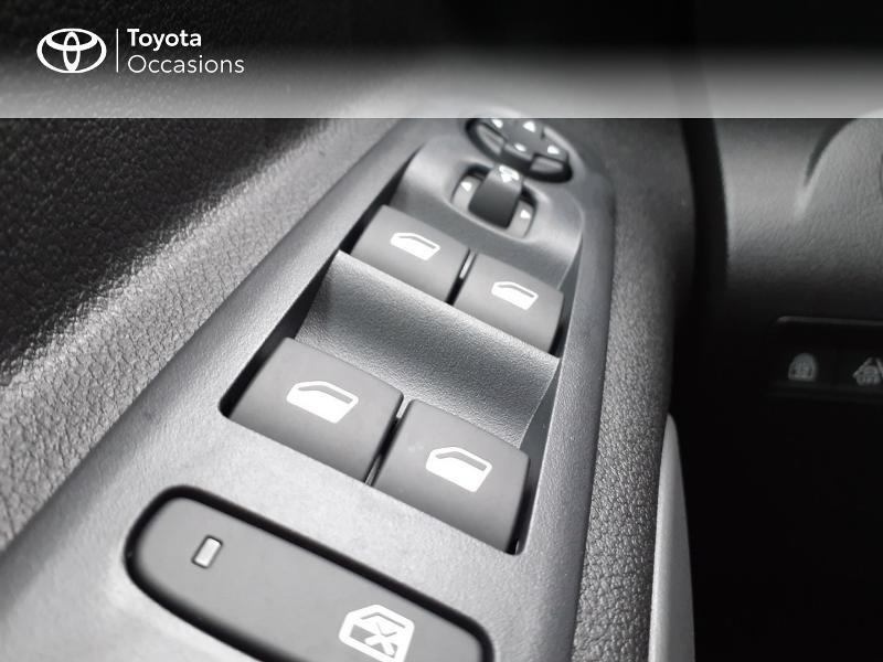 Photo 21 de l'offre de TOYOTA PROACE CITY Verso Medium 1.2 130 VVT-i Design BVA RC21 à 30290€ chez Altis - Toyota Lorient