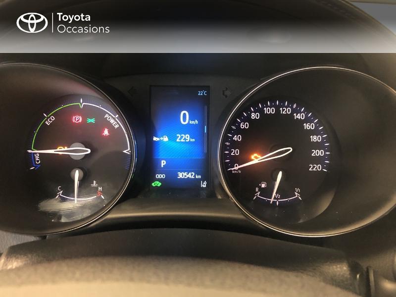 Photo 8 de l'offre de TOYOTA C-HR 122h Edition 2WD E-CVT RC18 à 19990€ chez Altis - Toyota Lorient